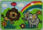 動物園吸水.門墊.QL4060-15