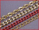 工廠直銷 金屬鍊條 服裝 牛仔褲 箱包配飾鋁鏈 鐵鏈裝飾工藝品 是時尚的首選