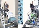 歐洲進口SANO - 電動爬樓梯機