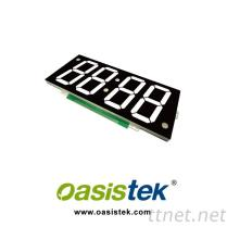 LED SMD Display, LED數位顯示器, LED數碼管, 七段顯示器, TOF-F40401
