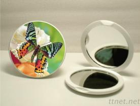 圓型化妝鏡