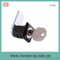 档片锁 T-104
