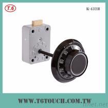 密碼鎖 T-432B