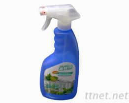 柔軟熊-玻璃強效清潔劑
