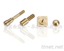 銅製品-CNC車床加工製品
