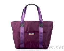 防潑水手提袋/購物袋/媽媽袋/環保袋/買菜袋
