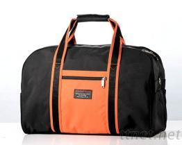 超大容量高品質尼龍防潑水旅行出國旅行袋