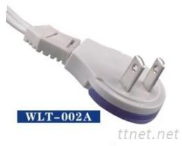 电源线插头 延长线插头 电源插头 安全延长线插头 唯力厂家 生产