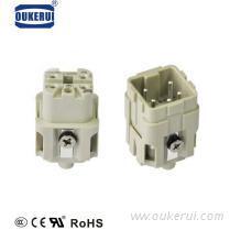 歐科瑞重載連接器 HZW-HA-004-M/F