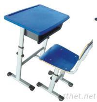 陝西單人豪華課桌椅, 課桌椅系列, 辦公課桌椅