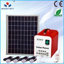 厂长直销TY-050B 10w太阳能家用发电照明小系统 太阳能照明套件 光伏发电设备