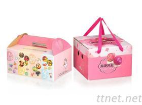 水果礼盒, 彩盒