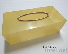 面紙盒 A-204(Y)