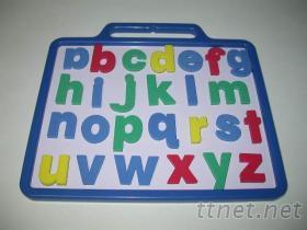 益智教育磁性學習板,EVA泡綿益智教育玩具