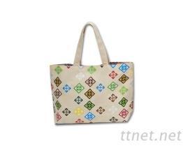 流行印刷廣告贈品手提袋JA-715