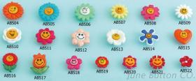尼龙钮扣 AB504~AB571