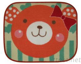 熊可爱造型地垫.门垫.浴垫QL79-10B