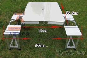 便攜折疊桌, 休閒折疊桌, 便攜塑料桌椅