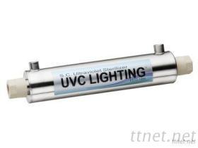 (UV-201)紫外線殺菌器, 淨水設備