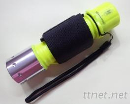 潛水手電筒