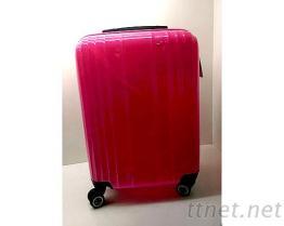 塑膠成型製品-行李箱外殼
