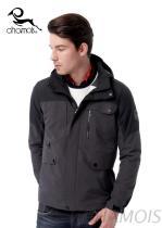 《防水透氣時尚鋪棉外套》9891