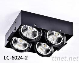 LED 天花板灯 LC-6024-2