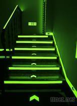 夜光材料, 超強蓄光10-12h夜光膜, 亞克力型蓄光膜