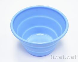 硅胶碗 , 摺叠碗