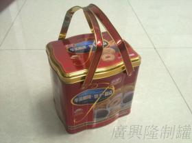 訂做各式鐵制曲奇餅乾鐵盒