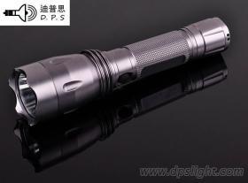 迪普思led可充电强光手电筒变焦手电筒Y9