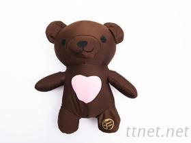 小熊多功能頸枕