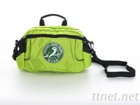 運動用旅行用後背腰掛兩用腰包