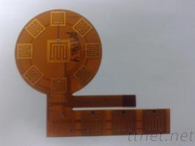 深圳三星手机按键FPC_FPC透明按键板