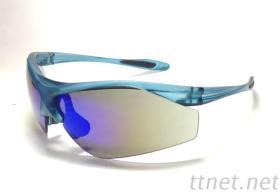 运动太阳眼镜-台湾制-适合欧美脸型,可外销