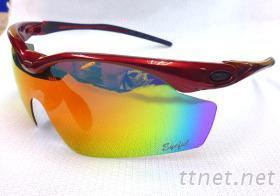 运动休闲眼镜, 太阳眼镜