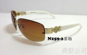 NEWSTE TR90偏光太陽眼鏡(N259)