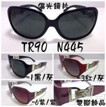 NEWSTE TR90偏光太陽眼鏡(N445