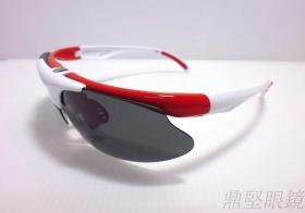 運動太陽眼鏡-P1087-偏光鏡片、可掀開式、可搭近視內框、