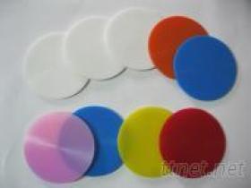 訂製矽膠杯墊, 訂製雙色杯墊, 企業禮贈品