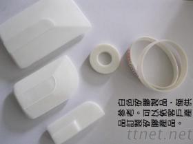 硅胶制品(白色硅胶产品)欢迎客户订制
