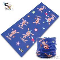 T-2006_兔寶寶 / Fun's Play 魔術頭巾