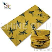 I - 1157 土黃蝙蝠 魔術頭巾
