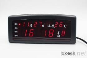 LED电子时钟, 数字多功能鬧钟