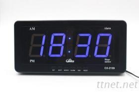 LED电子时钟, 鬧钟, 数字多功能钟, 插电钟