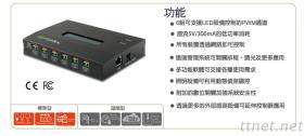 物聯網燈控調光系統