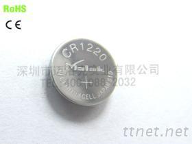 鈕釦電池CR1220