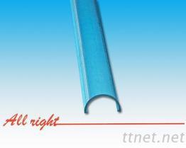 塑膠燈罩軌條