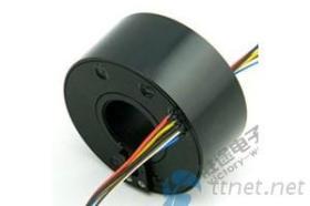 旋轉門滑環 旋轉門導電滑環任何直徑都可做