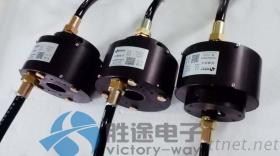 胜途电子气体粉尘双重防护防爆滑环 具有防爆合格证的防爆滑环
